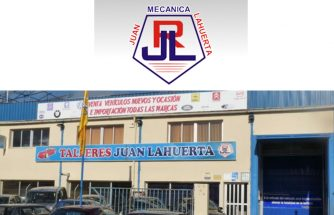 TALLERES JUAN LAHUERTA, nueva empresa de IBIAE