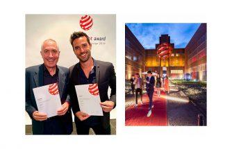 Karbon de ACTIU, premio Red Dot Product Design Award 2019