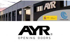 AYR, PYME Innovadora