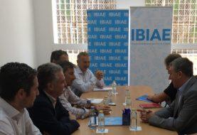 La Plataforma por la Reindustrialización Territorial mantiene una reunión de trabajo con el conseller de Economía Sostenible