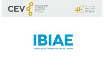 Junta directiva de CEV Alicante