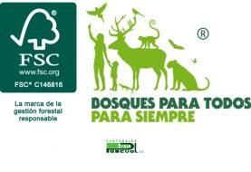 CARTONAJES SAN PASCUAL obtiene el certificado FSC®
