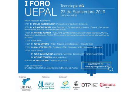 Foro UEPAL tecnología 5G