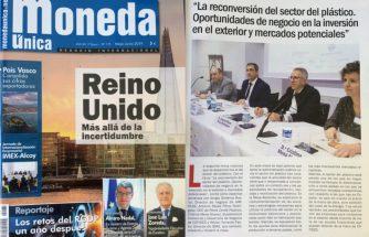 IBIAE, en las páginas de la revista Moneda Única