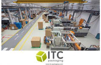 ITC PACKAGING afronta un plan de inversión de 9 millones de euros para mejorar el servicio a sus clientes