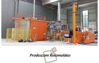 PRODESCOM ROTOMOLDEO mejora y amplía su capacidad de producción