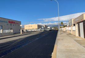 IBIAE traslada al Ayuntamiento de Ibi su malestar ante el poco tiempo de preaviso a las empresas por el asfaltado del polígono