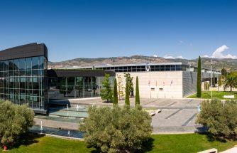 La sede de ACTIU, el edificio empresarial más saludable de España y el segundo en Europa