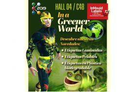 CREAPRINT presentará sus etiquetas reciclables y biodegradables en la feria K 2019 de Düsseldorf