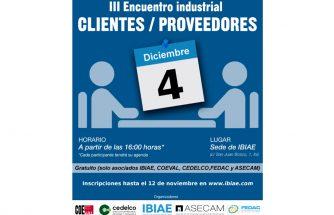 III Encuentro industrial clientes-proveedores