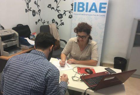 El servicio de colocación de IBIAE recibe más de cien de ofertas de empleo