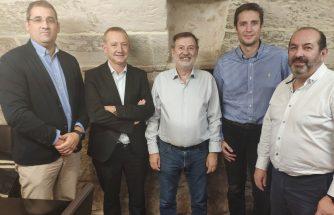 IBIAE se reúne con Manuel Gomicia, director general de FP y Enseñanzas de Régimen Especial