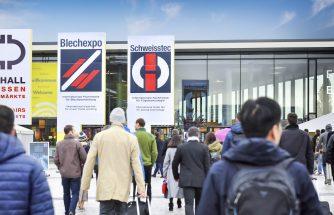 BRU Y RUBIO presentará todas sus novedades en Blechexpo de Stuttgart