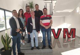 VICEDO MARTÍ muestra sus nuevas instalaciones a IBIAE