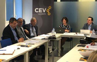 La Comisión de Fiscalidad y Economía de CEV analiza los cinco impuestos que más repercusión tienen en las empresas