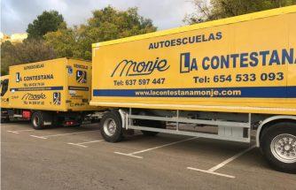 AUTOESCUELA MONJE aumenta su flota de vehículos profesionales