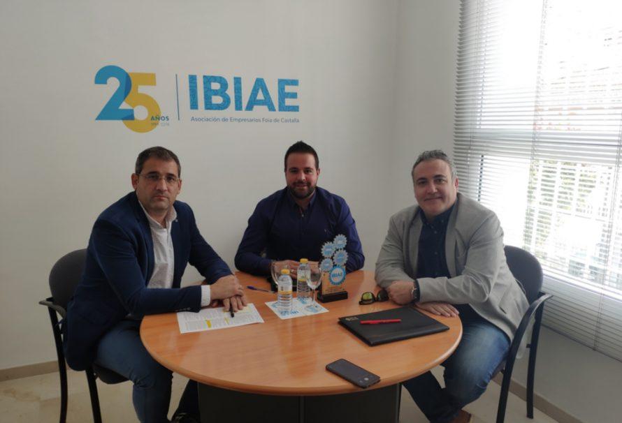 IBIAE se reúne con el PSOE de Ibi