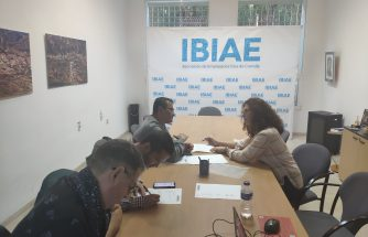 IBIAE continúa orientando a demandantes de empleo