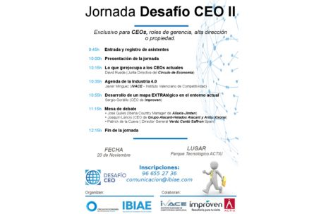 Jornada 'Desafío CEO II'
