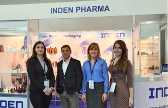 INDEN PHARMA presenta sus novedades en Pharmtech & Ingredients de Moscú