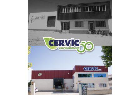 CERVIC dona 300 papeleras al hospital de campaña de IFEMA