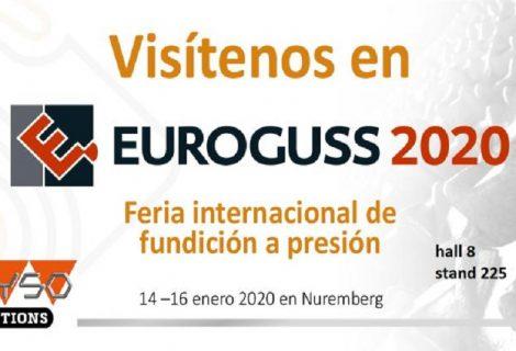JAYSO SOLUTIONS expone en Euroguss de Núremberg