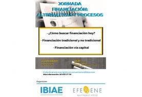 Financiación: alternativas y procesos