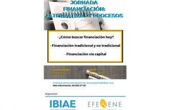 Financiación: alternativas y procesos