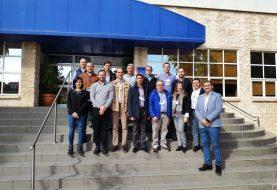 Empresarios de IBIAE visitan las instalaciones del Grupo Alacant