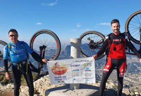INDEN PHARMA, PLÁSTICOS INDEN, ITC PACKAGING y SMURFIT KAPPA colaboran con el reto Kilimanjaro Solidario 2020