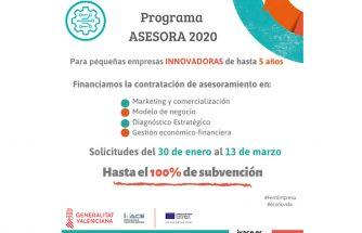 Ayudas para el desarrollo de planes empresariales para el crecimiento de empresas menores de cinco años