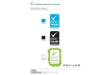 POHUER renueva el certificado BRC PACKAGING V6