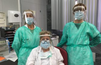 Los sanitarios, eje principal de la colaboración de las empresas de IBIAE frente al covid-19