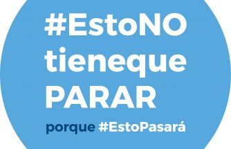 IBIAE apoya la campaña #EstoNOtienequePARAR