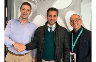 FERROTALL firma un acuerdo de representación con 3DZ