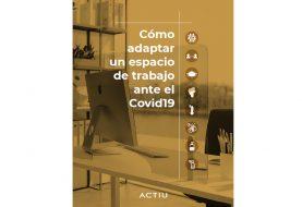 ACTIU publica una guía para conocer cómo adaptar un espacio de trabajo ante el Covid-19