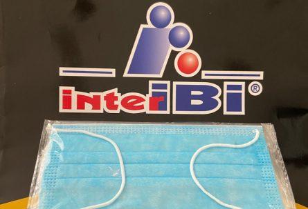 INTERIBI dona mascarillas higiénicas a IBIAE
