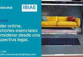 Webinar: 'Vender online, cuestiones esenciales a considerar desde una perspectiva legal'