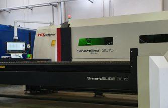 TROQUELADOS CRUNE pone su nueva máquina de corte láser al servicio de las empresas