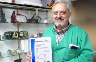 IFR INYECCIÓN Y FABRICACIÓN DE REDUCTORES consigue la ISO 9001