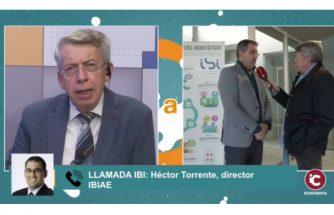 IBIAE repasa en Intercomarcal TV la actualidad empresarial de la comarca