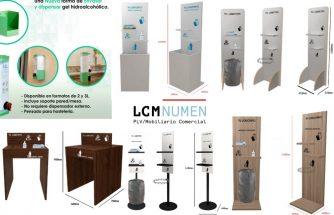 LCM NUMEN lanza una nueva línea de productos higiénicos