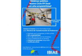 Webinar público: 'Nuevo Ciclo de FP Dual con alta empleabilidad'