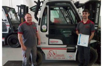 CENTRO DE FORMACIÓN LABORAL TRIPI obtiene la ISO 9001