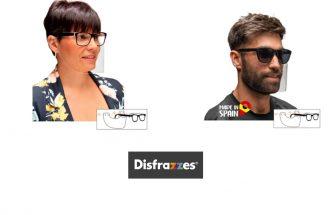DISFRAZZES diseña y fabrica una pantalla-mascarilla
