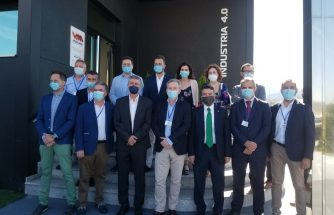 VICEDO MARTÍ participa en un proyecto de Industria 4.0 aplicado al plástico y al molde