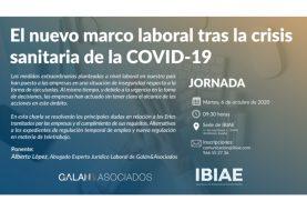 El nuevo marco laboral tras la crisis sanitaria de la COVID-19