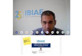 IBIAE es seleccionado como ejemplo de buenas prácticas por el proyecto de pantallas protectoras faciales