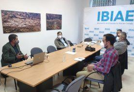 Reunión de trabajo con el Director General de Formación Profesional