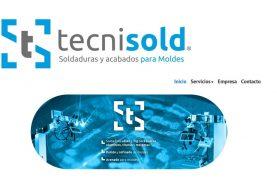 TECNISOLD pone en marcha su web